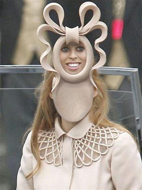 Princess Beatrice Hat Meme - image 118793 princess beatrice royal wedding hat know your meme