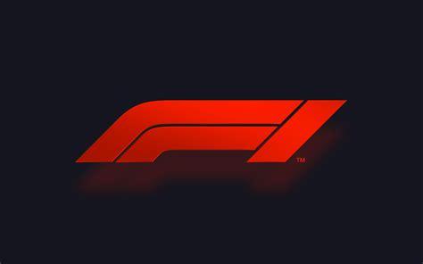 Die formel 1 führt schon diese saison sprintrennen ein. F1 Logo 8k, HD Logo, 4k Wallpapers, Images, Backgrounds ...