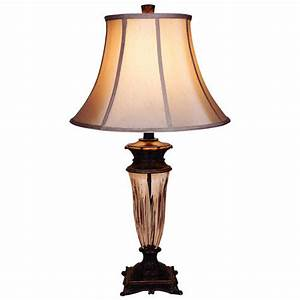 patriot lighting elegant home cynthia 1 light 33quot h bronze With floor lamp with table menards