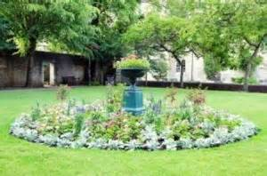 designing an island garden bed thriftyfun
