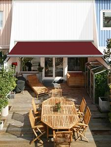 Sg Series  Slim  Manual Retractable Awning