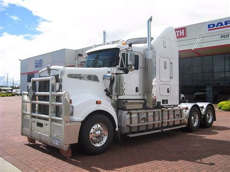 Kenworth T909 Tractor Units Price 99 023 Year Of