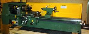 Fs - 10 U0026quot  X 27 U0026quot  Gear Head Machine Lathe