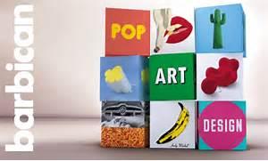 Pop Art Design Pop Art Design Inspiration At London Barbican Art Gallery Solopress