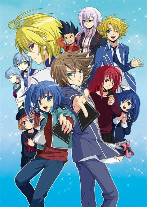 anime cardfight vanguard cardfight vanguard anime