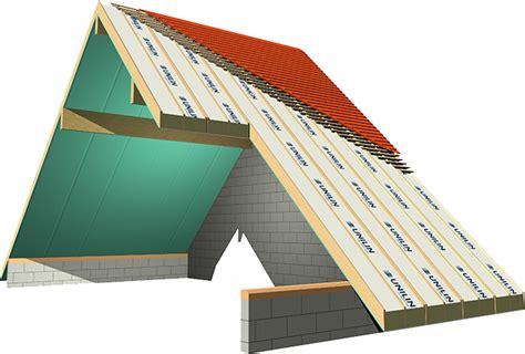 panneau de toit isolant par l ext 233 rieur isolation