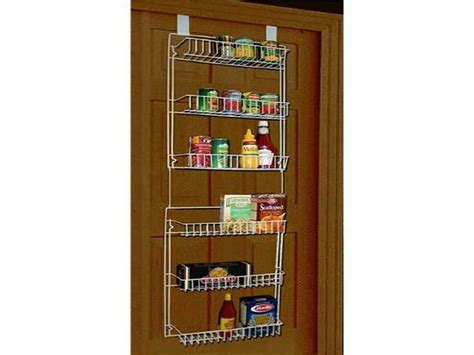 10+ Images About Over The Door Pantry Organizer On