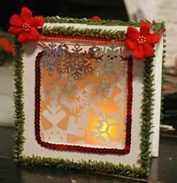 Christmas Luminary Box