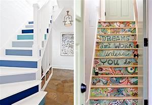 Décoration D Escalier Intérieur : 20 id es d co pour relooker votre escalier bnbstaging le blog ~ Nature-et-papiers.com Idées de Décoration