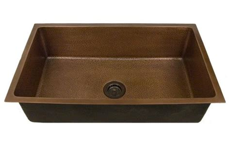 Copper Undermount Single Bowl Kitchen Sinks Stylish Home Decor International Giveaway Country Vintage Decorating Ideas For And Patio Simple Decoration Magazine Pdf