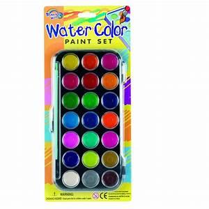 Peinture À L Eau Murale : palette de peinture l 39 eau ~ Melissatoandfro.com Idées de Décoration