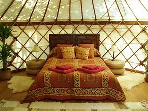 The Hoopoe Yurt Hotel – Traditional Nomadic Living