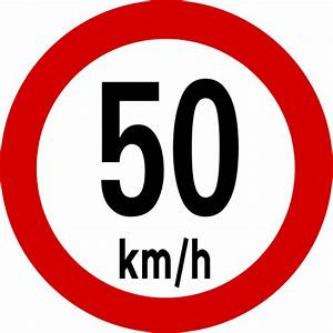 Km H Berechnen : file regulaory road sign max 50 km wikipedia ~ Themetempest.com Abrechnung