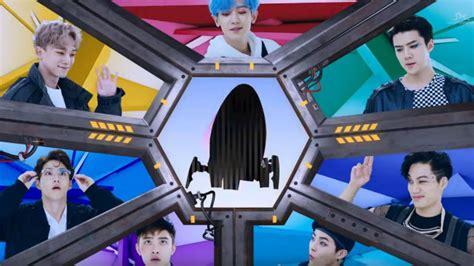 exo super power exo drop new comeback power mv and immediately hit no