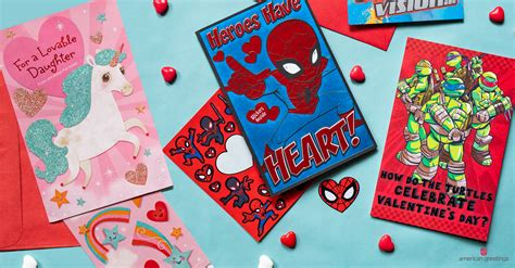 What To Write: Valentine's Day Messages For Kids ...