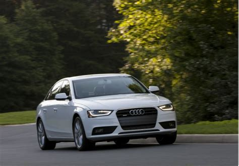 2013 Audi A4 Review, Ratings, Specs, Prices, And Photos