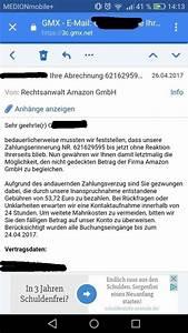 Inkasso Rechnung : amazon inkasso drohung ist ein virus anti spam info ~ Themetempest.com Abrechnung