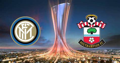 Inter de Milão x Southampton: Saiba como assistir AO VIVO ...