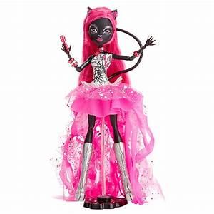 Monster High Catty Noir Cat Doll Target Australia