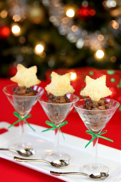 Chocolate Shot Glass Dessert Recipes