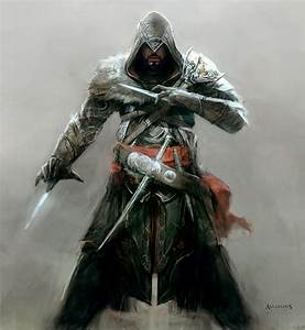 Image - Assassin's Creed Revelations - Ezio concept by ...