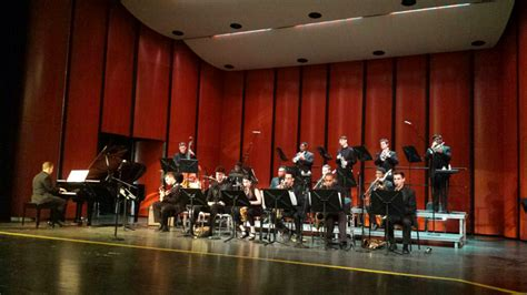 taravella jazz band holds concert fund york city performance