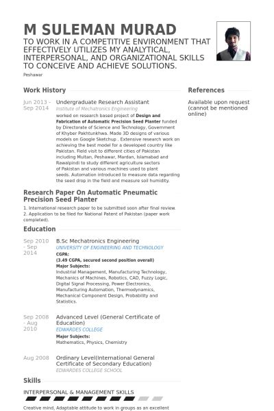undergraduate research resume google search research