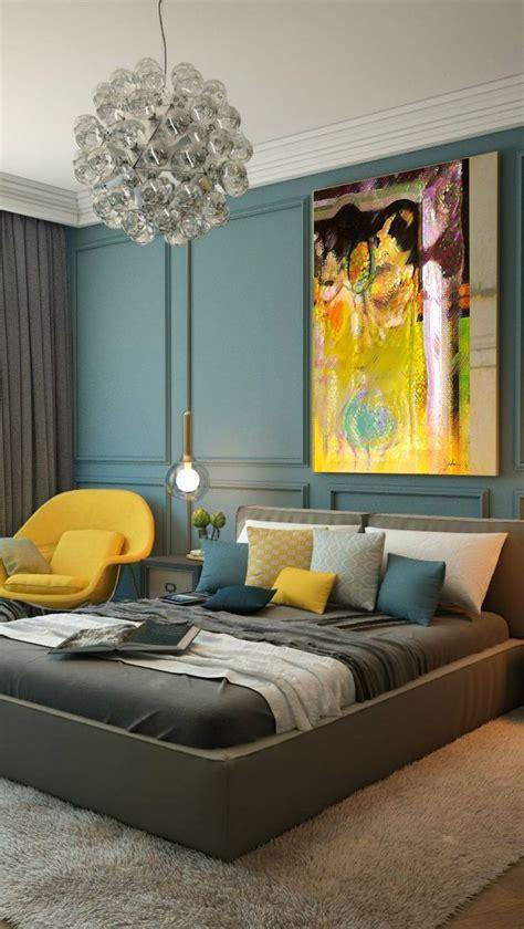 Bedroom Decor Ideas Yellow by Best 25 Yellow Interior Ideas On Interior