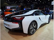 10 Things You Need To Know About The 2015 BMW i8