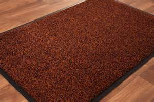 Rug Seller Uk by Large Brown Non Slip Rug Durable Kitchen Mats Huge Rugs Ebay