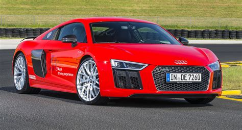 Audi R8 V10 by 2016 Audi R8 V10 R8 V10 Plus Pricing And Specifications