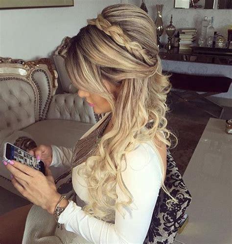 hair maid of honor natural hair style braids pinterest