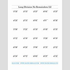 Division Worksheets For 5th Grade Printable  Easy Division Worksheets  Places To Visit