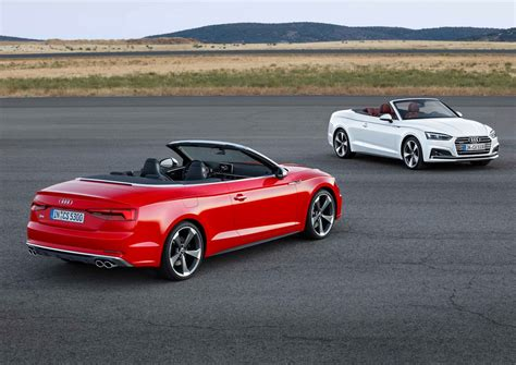audi a5 cabriolet looks sharp ahead of 2017 launch motor trend