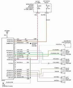 1999 Dodge Caravan Stereo Wiring Diagram