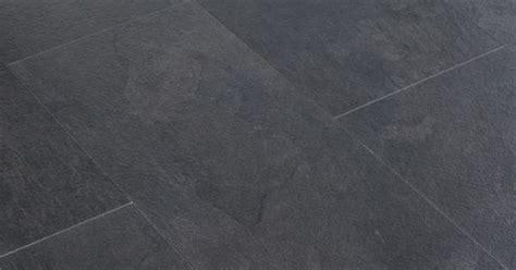 Harmonia Black Slate Effect Laminate Flooring 2.05 m² Pack