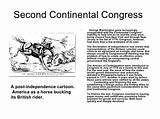 War Revolutionary Congress Continental Second Drawing Washington George sketch template