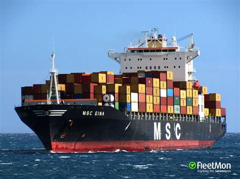 Information and translations of containerschiff in the most comprehensive dictionary definitions resource on the web. MSC GINA (Containerschiff) IMO 9202663
