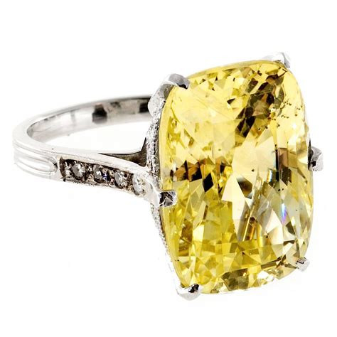 Natural Yellow Sapphire Diamond Platinum Ring For Sale At. Used Ring Wedding Rings. Pisces Engagement Rings. Serpent Engagement Rings. Country Rings. Colorful Wedding Wedding Rings. Happy Wedding Rings. Name Engraved Rings. Lady Dress Rings