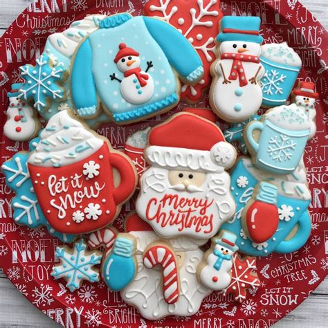 2645 best christmas cookies images on pinterest
