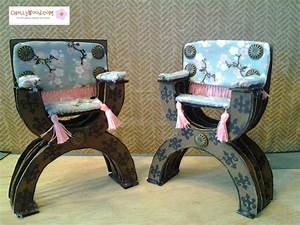 How to make a diy table and chairs for barbie or for Homemade furniture tutorials