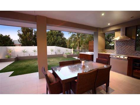 outdoor area design ideas indoor outdoor outdoor living design with verandah decorative lighting using brick outdoor