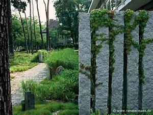 Sichtschutz Mauer Naturstein : gartenblog geniesser garten sichtschutz ~ Michelbontemps.com Haus und Dekorationen