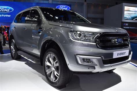 новый ford everest 2018 старт продаж и цена в россии
