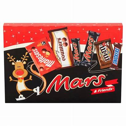 Selection Mars Friends Chocolate Iceland 3g Boxes