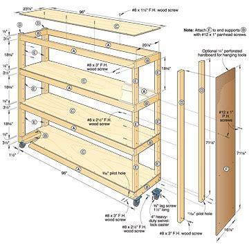 free garage storage cabinet plans woodwork garage storage plans pdf plans