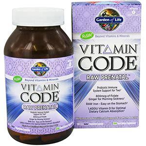 garden of vitamin code prenatal garden of vitamin code prenatal garden of