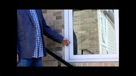 large andersen  series casement windows   mull cap  craftsman grid system youtube
