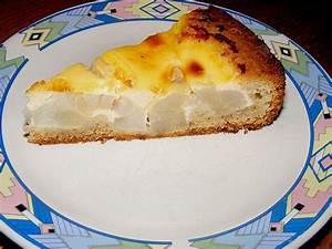 Birnenkuchen Mit Quark : birnenkuchen mit quarkguss rezept mit bild von happiness ~ Watch28wear.com Haus und Dekorationen
