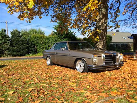 mercedes w114 coupe mercedes w114 coupe tuning benztuning